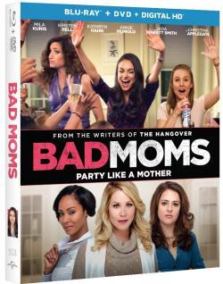 BAD MOMS on Blu-ray!