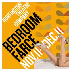 Tickets to se BEDROOM FARCE presented by Huntington Theatre Company!