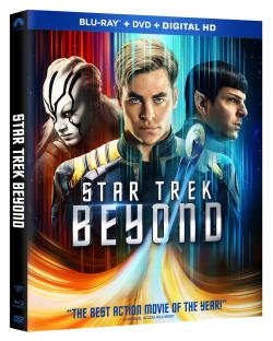 Enter to win a Star Trek Beyond Blu-ray™ Combo Pack!