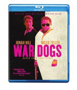 WAR DOGS on Blu-ray!