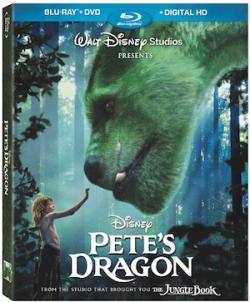 PETE'S DRAGON on Blu-ray!