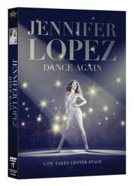 """Jennifer Lopez: Dance Again"" on DVD!"