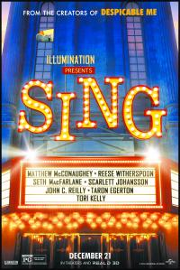 Win Tickets To See A Special Advance Screening of <br> SING!