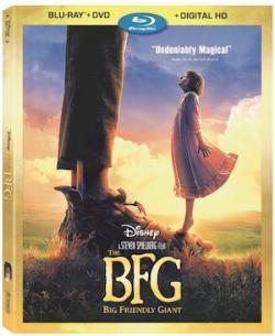 THE BFG on Blu-ray!