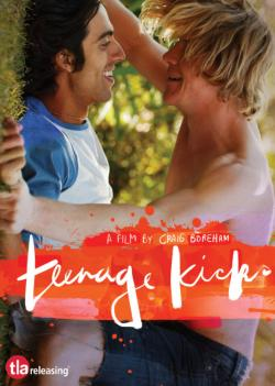 TEENAGE KICKS on DVD from TLA Releasing!