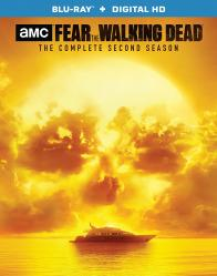 """FEAR THE WALKING DEAD - The Complete Second Season"" on Blu-ray!"