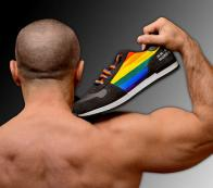 A Pair Of Pride Shoes!