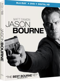JASON BOURNE Prize Package!