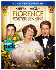 FLORENCE FOSTER JENKINS on Blu-ray!