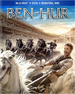 BEN-HUR on Blu-ray!