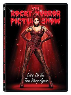 """The Rocky Horror Picture Show: Let's Do The Time Warp Again"" on DVD!"