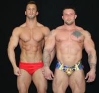 "DVD and Digital Download Of ""Tank vs Kid Titan - Bodybuilder Battle 102"" from Thunders Arena Wrestling!"