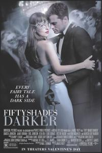 Tickets to see a Special Advance Screening of <br> FIFTY SHADES DARKER!