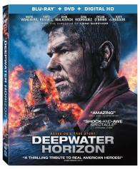 DEEPWATER HORIZON on Blu-ray!