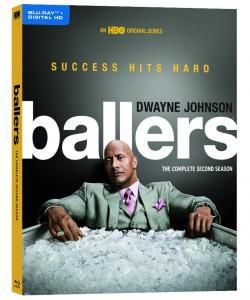 BALLERS - The Complete Second Season on Blu-ray!