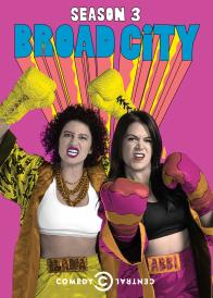 BROAD CITY - Season 3 on DVD!