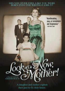 LOOK AT US NOW, MOTHER! on DVD!