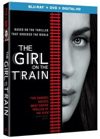 THE GIRL ON THE TRAIN on Blu-ray!