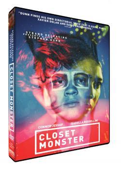 CLOSET MONSTER on DVD from Strand Releasing!
