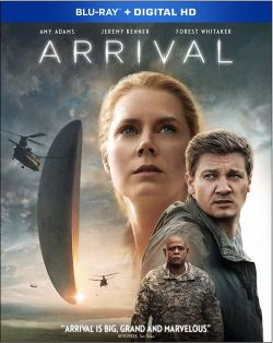 ARRIVAL on Blu-ray!