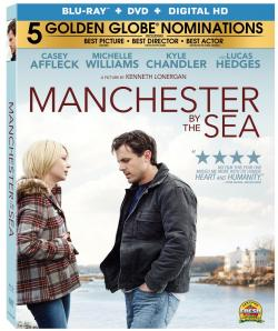 MANCHESTER BY THE SEA on Blu-ray!