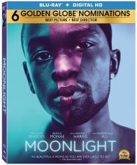 MOONLIGHT on Blu-ray!