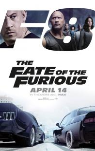 Win Tickets To See A Special Advance Screening of <br> THE FATE OF THE FURIOUS!