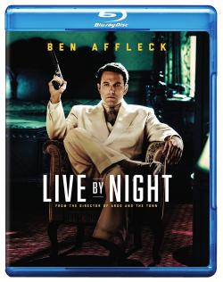 LIVE BY NIGHT on Blu-ray!
