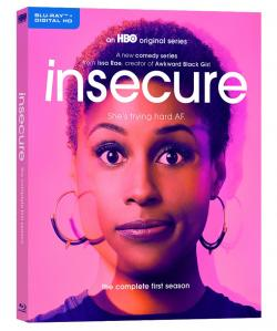 INSECURE - The Complete First Season on Blu-ray!