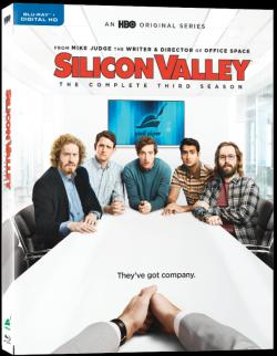 SILICON VALLEY: THE COMPLETE THIRD SEASON on Blu-ray!
