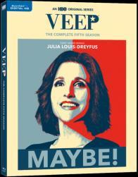 VEEP: THE COMPLETE FIFTH SEASON on Blu-ray!