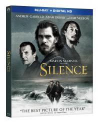 SILENCE on Blu-ray!