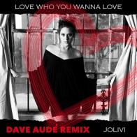 "Enter to win ""Love Who You Wanna Love"" prize packs from JoLivi!"