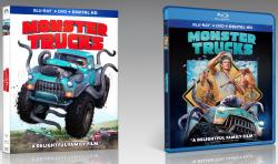 MONSTER TRUCKS on Blu-ray!