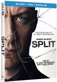 SPLIT on Blu-ray!