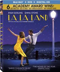 LA LA LAND on Blu-ray!