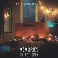 """Memories...Do Not Open"" on CD from The Chainsmokers!"