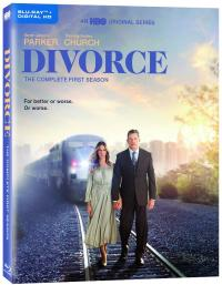 DIVORCE: THE COMPLETE FIRST SEASON on Blu-ray from HBO!