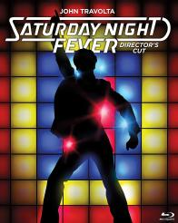 """SATURDAY NIGHT FEVER - Director's Cut"" on Blu-ray!"