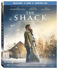 THE SHACK on Blu-ray!