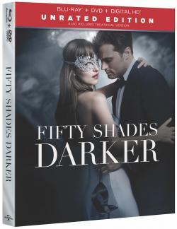 FIFTY SHADES DARKER on Blu-ray!