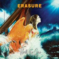 """World Be Gone"" on CD from ERASURE!"