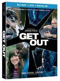 GET OUT on Blu-ray!