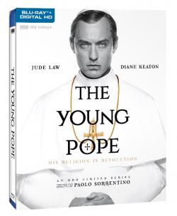 "HBO's ""THE YOUNG POPE"" on Blu-ray!"