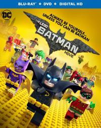 THE LEGO BATMAN MOVIE on Blu-ray!
