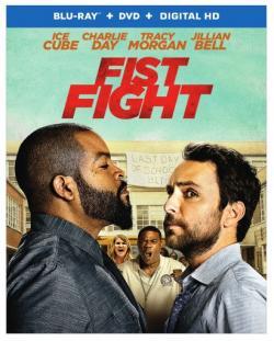 FIST FIGHT on Blu-ray!