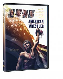 AMERICAN WRESTLER: THE WIZARD on DVD!
