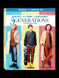 3 GENERATIONS on Blu-ray!