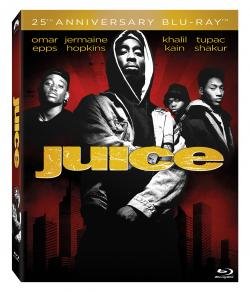JUICE on Blu-ray!