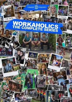 WORKAHOLICS - The Complete Series on DVD!